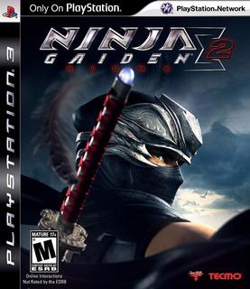 Ninja Gaiden Sigma 2 ~ Ps3 Digital Español