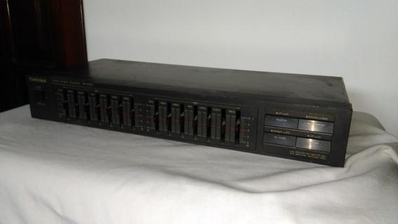 Equalizador Technics Modelo No Sh- 8038
