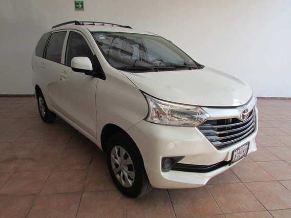 Toyota Avanza Cargo 2017 Blanca