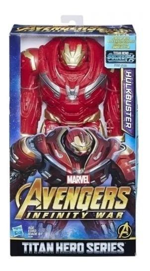 Muñeco Thanos Avengers Marvel Infinity War