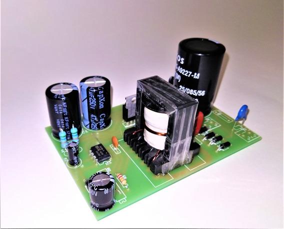 Fonte Chaveada Para Amplificador Valvulado