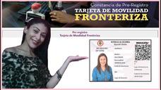 Carnet De Movilidad Fronteriza