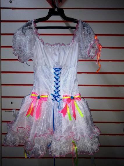 Vestido De Noiva Caipira Para Quadrilha