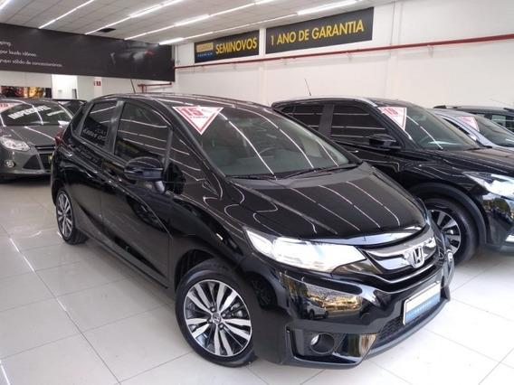 Honda Fit 1.5 Exl 16v Flex 4p Automatico 2014/2015