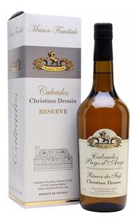 Calvados Christian Drouin Reserva Frances Oferta