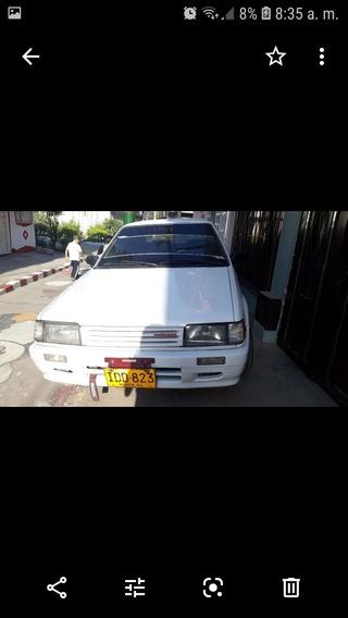 Mazda 323 Se Entrega A Tu Nomb