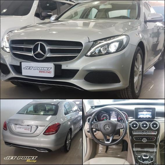 Mercedes-benz Classe C 2016 1.6 Exclusive Turbo Flex 4p