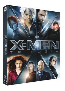 Trilogia X-men Dvd Perfecto Estado