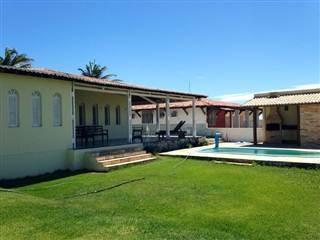 Casa Com 4 Dormitórios À Venda, 240 M² Por R$ 300.000,00 - Praia De Graçandu - Extremoz/rn - Ca6343