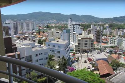 Apartamento Em Trindade, Florianópolis/sc De 83m² 2 Quartos À Venda Por R$ 614.000,00 - Ap181907