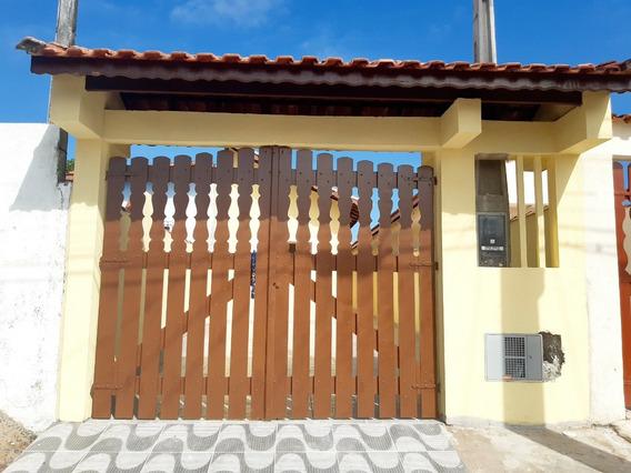 Casa Germinada Em Mongaguá!! Ref. Ca0044