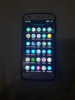 Celular Moto Z2 Play Semi Novo Bem Conservado Todo Original
