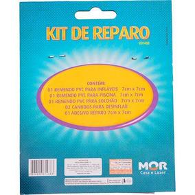 Kit Reparo Para Piscina - Mor