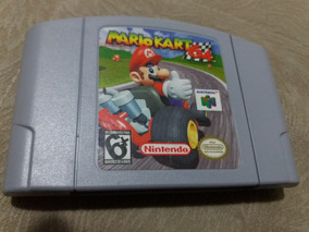 Cartucho Super Mario Kart 64 Original - Nintendo 64