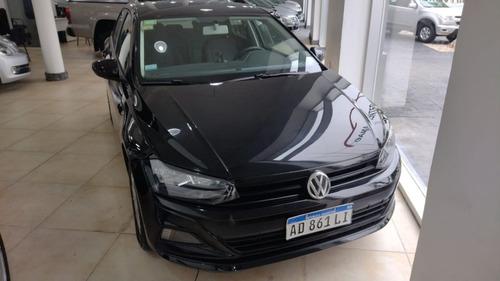 Imagen 1 de 15 de Volkswagen Polo 1.6 Trendline Automatico 2019 55.000km