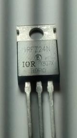 Kit 10 Peças - Irfz24n - Transistor Mosfet