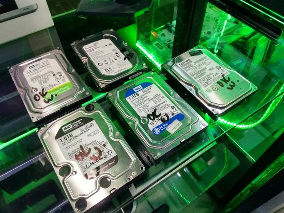 Discos Duros 1 Tb Dvr Y Pc Certificados Tienda Fisica 35vds