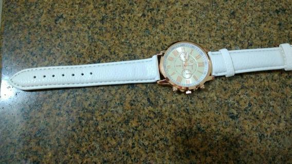 10 Relógio Feminino Geneva Original Quartz Barato!!!