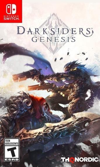 Darksiders Genesis - Switch - Mídia Física!