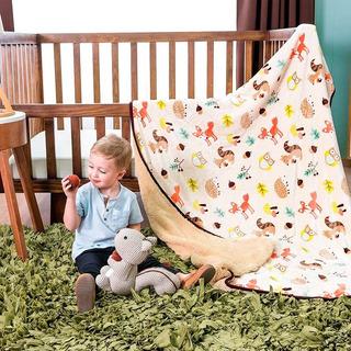 Cobertores Bebe Varios Modelos Y Colores Niño Y Niña Vianney