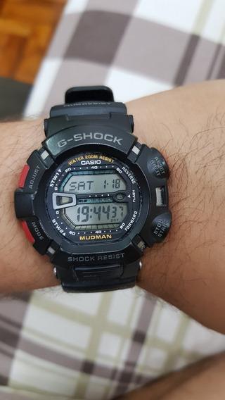 Relógio Casio G-shock Mudman G-9000-1v