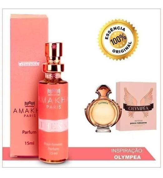 50 Perfumes Para Revenda Amakha Paris 33% De Essencia