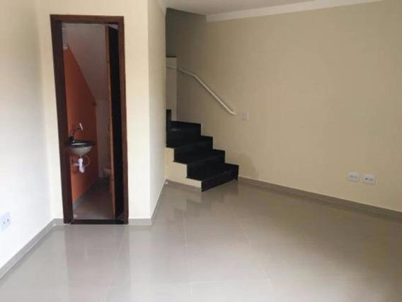 Sobrado Residencial Em São Paulo - Sp - So0077_prst