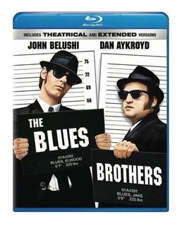 The Blues Brothers Blu Ray Nuevo Importado Original Cerrado