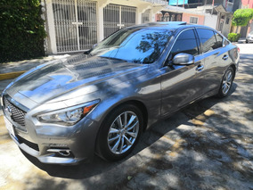 Infiniti Q50 3.7 Perfection Mt 2015