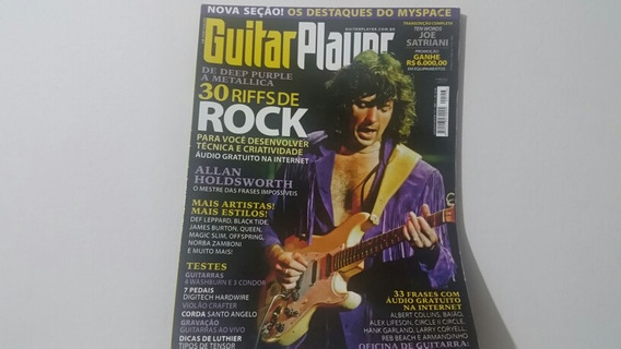 Guitar Pkayer 01/2009 - Ritchie Blackmore/ Holdsworth