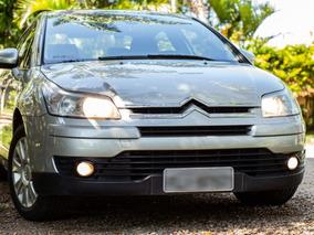 Citroën C4 Pallas 12/13 2.0 Glx Flex 4p Segunda Dona