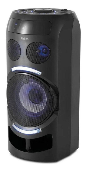 Caixa Acústica Philco Pcx3500 Usb Bluetooth Bateria Bivolt