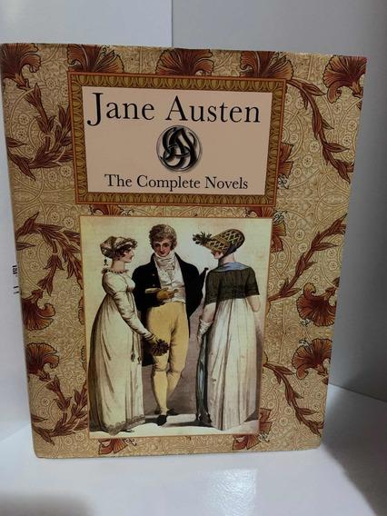 Livro Jane Austen The Complete Novels Capa Dura