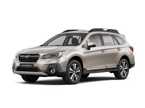 Subaru All New Outback 2.5i Cvt Limited Es