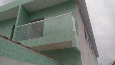 Casa De Condomínio Com 2 Dorms, Esplanada Dos Barreiros, São Vicente - R$ 230 Mil, Cod: 814 - V814