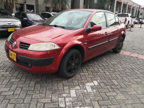 Renault Mégane Ii Megane Ll Mecánico Sedan 2005