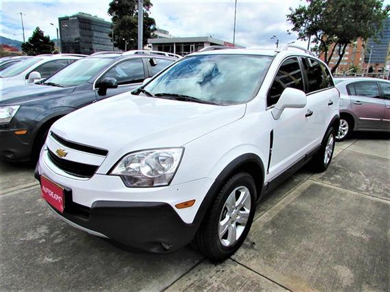 Chevrolet Captiva Sport Aut 2,4 Gasolina 4x2