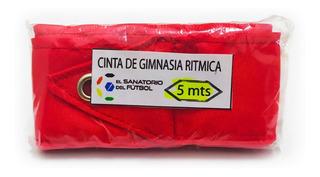 Cinta Para Gimnasia Ritmica Largo 5 Mts Ancho 4cm Falletina