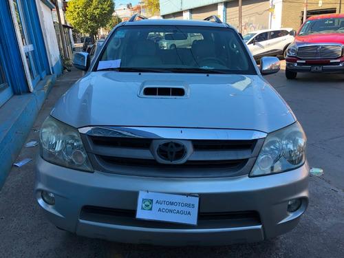Toyota Sw4 Srv Cuero 3.0 `07
