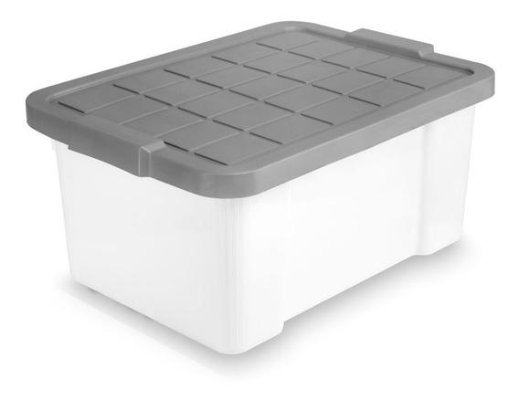 Caixa Container Oorganizadora Branca