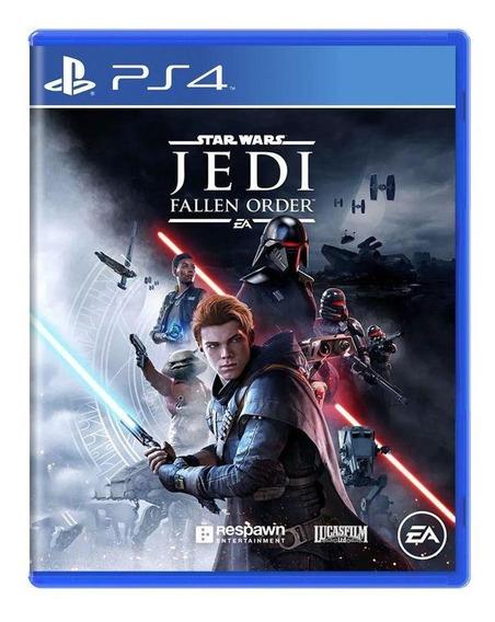 Star Wars Jedi Fallen Order Ps4 Mídia Física Pronta Entrega