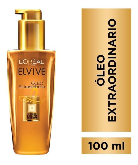 Elvive Oleo Extraordinario 100ml Farmacia Magistral Lacroze