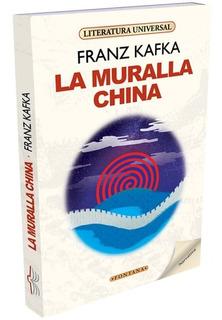 La Muralla China - Franz Kafka - Fontana