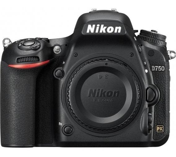Nikon D750 *** Oportunidade *** Estado Zero