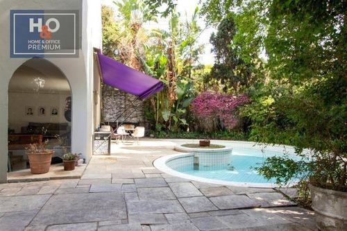 Imagem 1 de 30 de Casa Com 4 Dormitórios À Venda, 679 M² - Cidade Jardim - São Paulo/sp - Ca0301