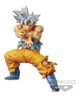 Dragon Ball Warriors Goku Ultra Instinto Figura Original