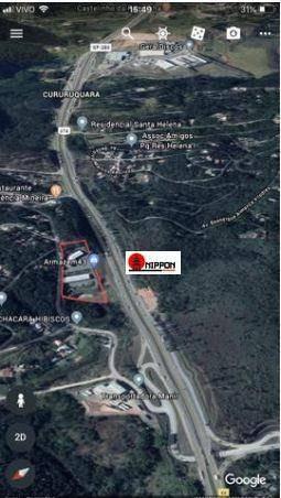 Galpão Para Alugar, 3 M² Por R$ 29.000/mês - Residencial Santa Helena - Gleba Ii - Santana De Parnaíba/sp - Ga0050