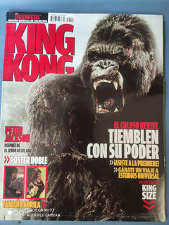 Revista Cine Premiere King Kong