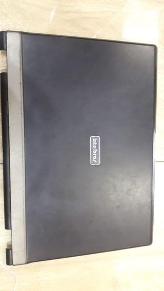 Carcaça Do Lcd Do Notebook Intelbras I36