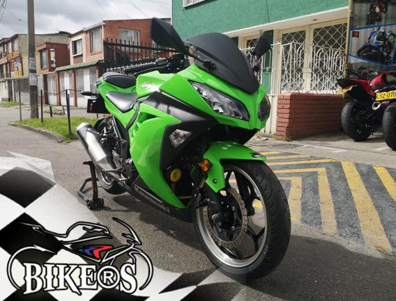 Kawasaki Ninja 300 2015 ,¡¡ Recibo Tu Moto¡¡¡ @bikers